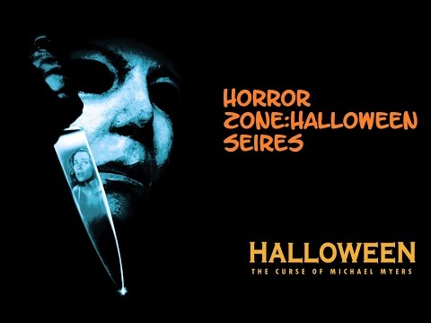 Horror Zone: Halloween series (1978-2009)