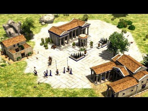 0 A.D. Empires Ascendant - MACEDONIA