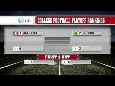 Ohio State takes No. 1 spot in College Football Playoff committee's ...