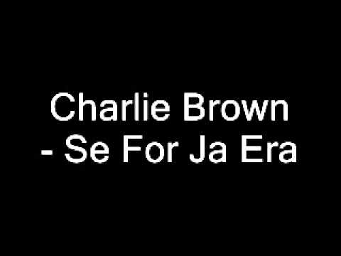 Charlie Brown - Papo Reto