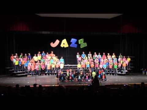 Maize Vermillion Elementary 3rd 4th and 5th Grade - Whacky Boogie  - Group 2 11/17/2016