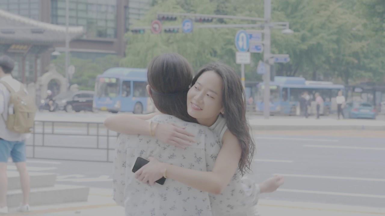 [감동주의] 한일평화를 위해 눈을 가리고 프리허그를 해보았다. (Full ver.)日韓の平和のために光化門で大学生がフリーハグ (JP cc)