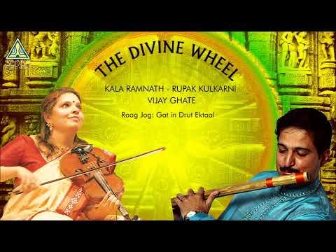 Kala Ramnath   Rupak Kulkarni   Violin-Flute Duet   Raag Jog: Gat in Drut Ektaal Mp3