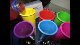 Popze Icepopit Premium Popsicle Molds With Elegant Stand