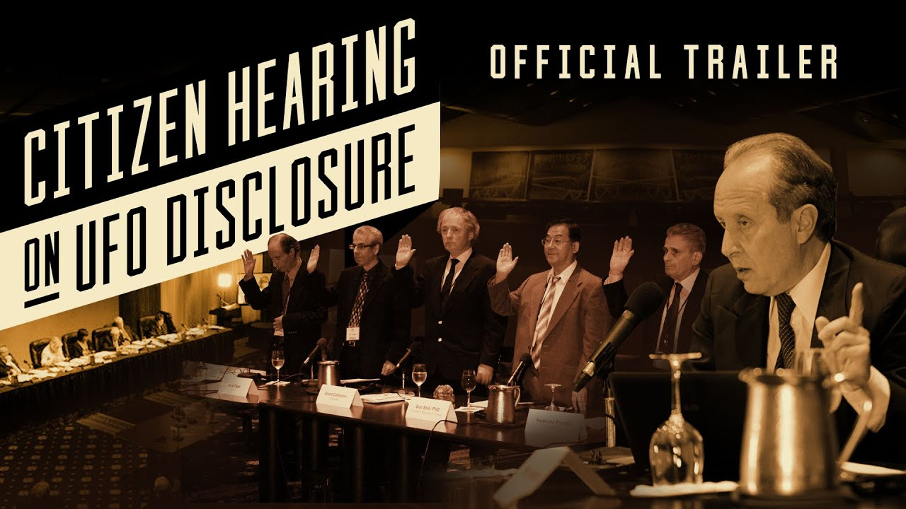 2013 Citizen Hearing On Disclosure- time to take another look