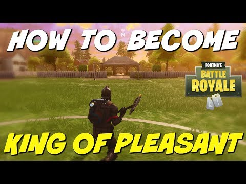 Fortnite Pleasant Park Tips | How To Win King of the Park Status