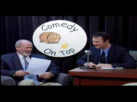Comedy On Tap 216 with award-winning host Mark Bonto