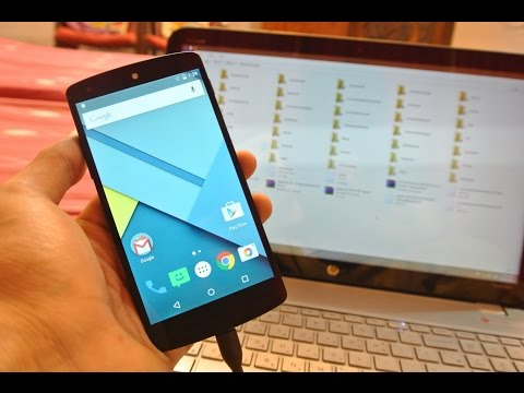 How To Update Nexus 5 On OFFICIAL Android 5.1.1 Lollipop HD