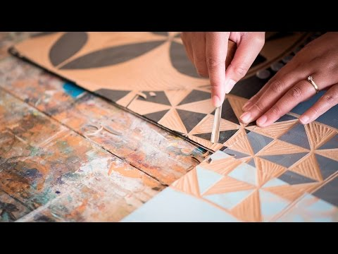 Ana Teofilo | Lanu Musika | Dunedin School of Art
