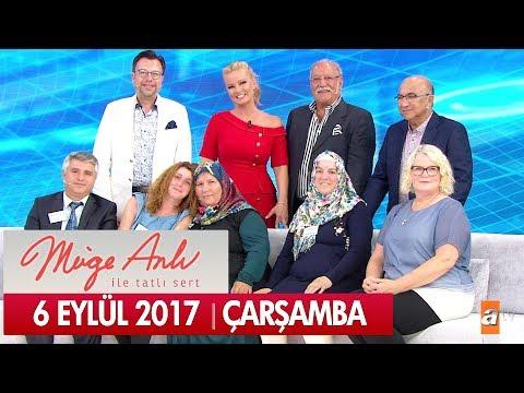 Müge Anlı ile Tatlı Sert 6 Eylül 2017 - Tek Parça