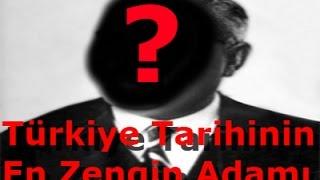 Türkiye'nin en zengin adamı ve iflası