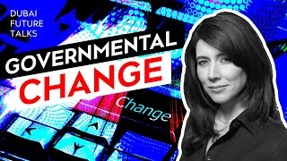 Lisa Witter: Changing the world with tomorrow's governments