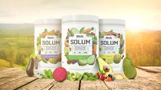 Como DUX SOLUM™ é feito: da semente ao suplemento