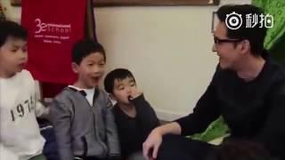 胡歌国际幼儿园当老师