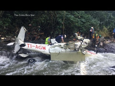 Plane Crash Takes Lives Of 2 American Families