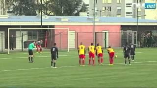 Résumé vidéo Coupe Gambardella : Lyon Duchère AS - Olympique de Marseille