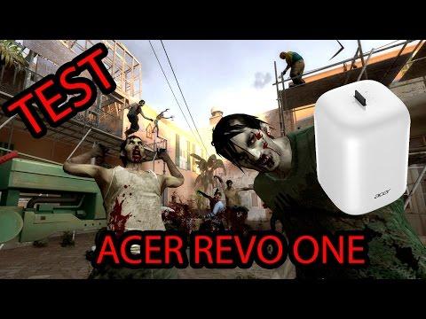 Left4Dead 2 on Acer Revo One - testing FPS intel hd 5500