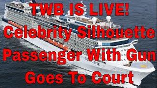 TWB is Live! Celebrity Silhouette Gun Toting Grandma Goes To Trial In Cayman Islands