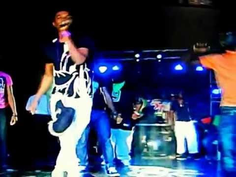 DizZY VC - LIVE ON STAGE (NIGERIA, LONDON & ANGOLA)