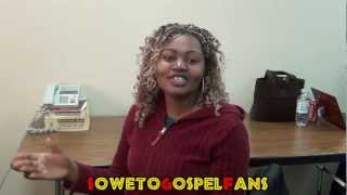 Soweto Gospel Choir - Meet Zanele Ngcamu