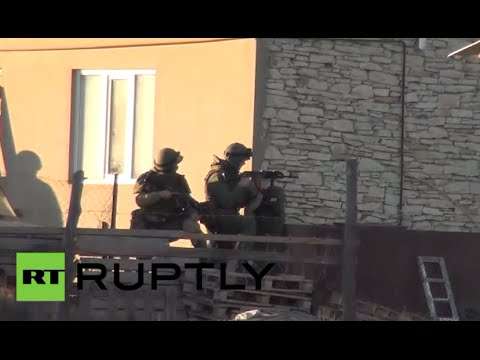 RAW Battle: Russian forces take out militant position in North Caucasus