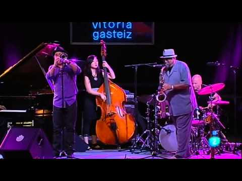 Joe Lovano and Dave Douglas Quintet - Sound Prints - Vitoria-Gasteiz, Spain, 2012-07-17