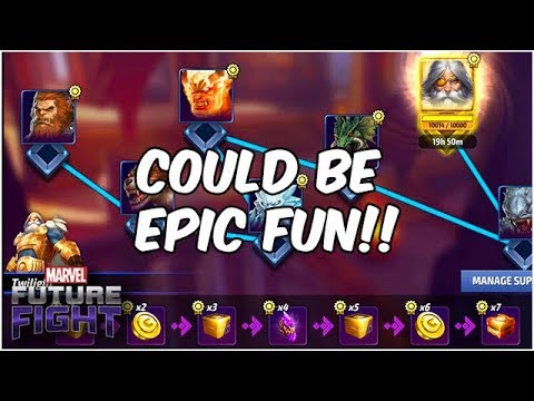 You Have Heard This Before: Great Game Mode BUT OUTDATED! - Marvel Future Fight