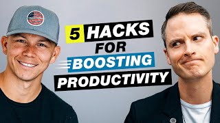 Productivity Hacks: 5 Time Management Tips That Really Work