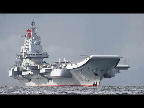 Liaoning aircraft carrier promotion video rocks Chinese social media