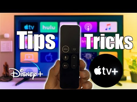 Hidden Apple TV Features & Settings - VERY USEFUL