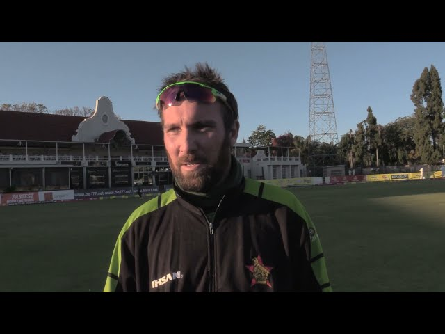 Taylor Speaks After His Blitz  | Zimbabwe vs Bangladesh | Only Test