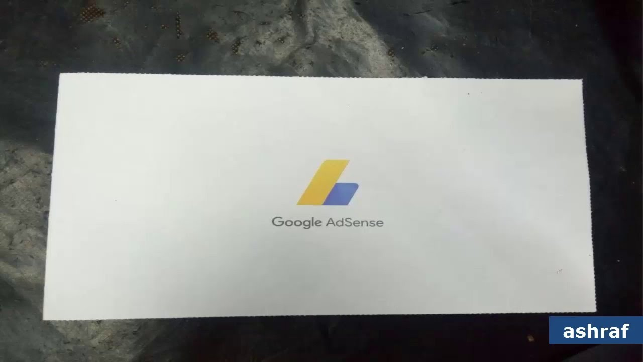 How To Verify Address Google Adsense Account Easy Best  Youtube