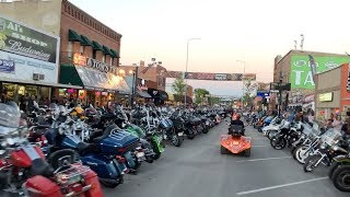 Sturgis August 10th & 11th 2018