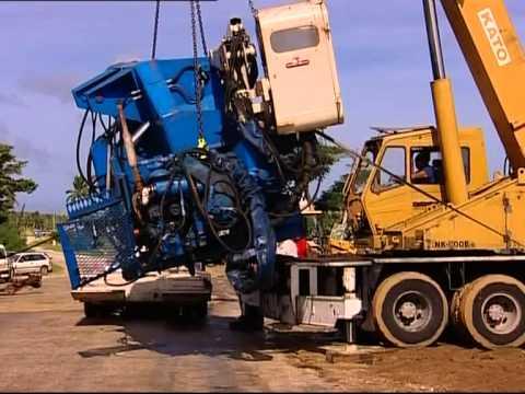 Niue Scrap Metal Removal Project