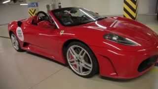 Jazda za kierownicą Ferrari F430 – Tor Białystok video