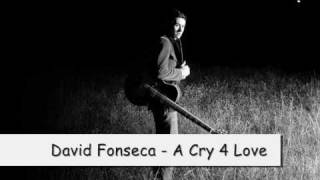 Watch David Fonseca A Cry 4 Love video
