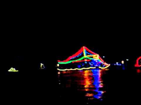 Verlichte Botenshow Aalsmeer - YouTube