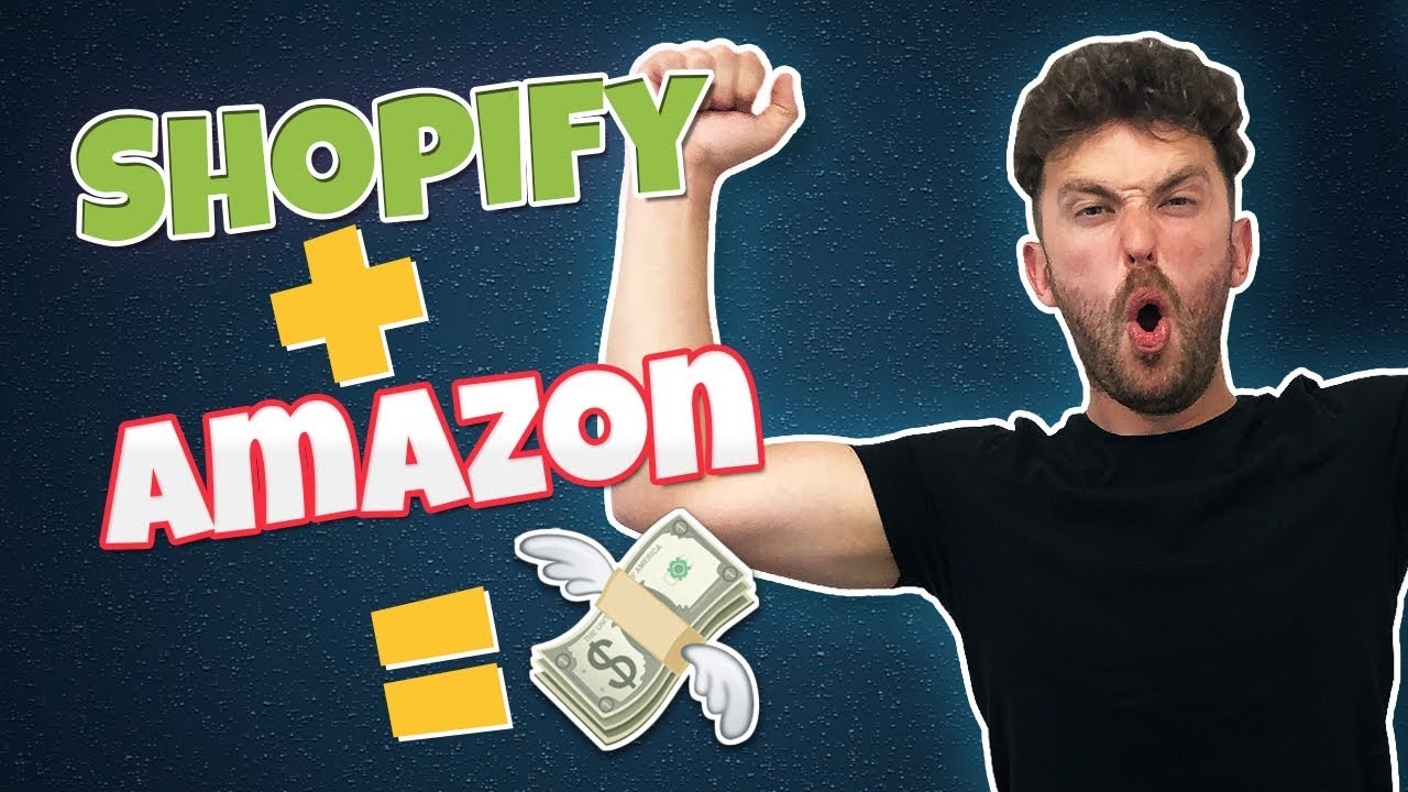 How To Sell On Amazon With Shopify (Shopify And Amazon Integration)