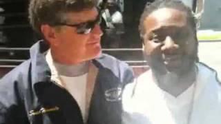 T Pain Shuckin & Jivin for Sean Hannity