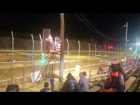 Hobbystock Action From Potomac Speedway!! 4/13/18