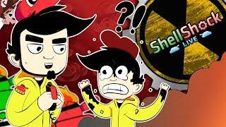 I NUKED MY SON! | 2X Blackhole Nuke Trickshot! (Shellshock Live w/ Friends)