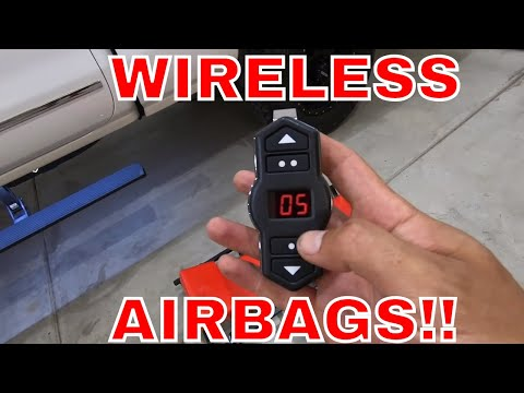 THE BEST AIRBAG SETUP