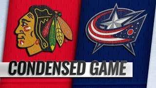 Chicago Blackhawks vs Columbus Blue Jackets – Sep.18, 2018 | Preseason | Game Highlights | Обзор