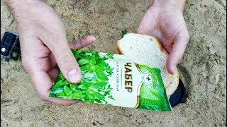 Чабер мощная специя чудо трава, реакция рыбы на прикормку с чабером, подводное видео c рыбалки