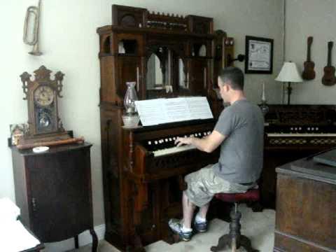 Worcester Reed Organ: Sabbath Joy - A.L. Hamilton