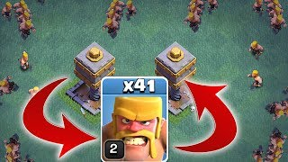 DON'T GO IN THERE!!! | Clash of clans | LOSING LIKE A BOSS!