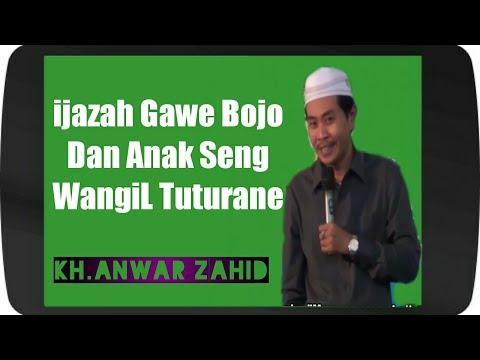 Anda Rugi KaLau Gk Dengar Ceramah Super Sangat Lucu KH Anwar Zahid Terbaru AwAL November 2017