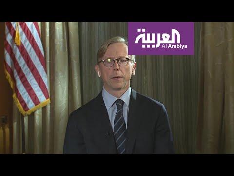 هوك للحدث: على إيران الاختيار بين وقف التدخلات أو الانهيار م  - نشر قبل 50 دقيقة