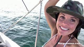 Margo Lake Mead boat fun!