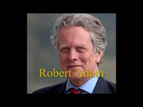 2011 Tribute to Robert Adam Architects
